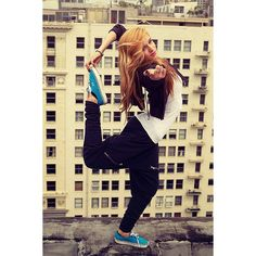 chachi gonzalez | Tumblr ❤ liked on Polyvore  -seriously best dancer ive ever seen  #chachi #chachimommas #dancer