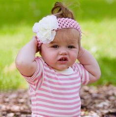 Cutest little baby girl