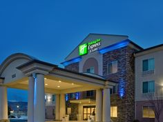 Cedar City (UT) Holiday Inn Express Hotel & Suites Cedar City United States, North America Set in a prime location of Cedar City (UT), Holiday Inn Express Hotel & Suites Cedar City puts everything the city has to offer just outside your doorstep. Featuring a complete list of amenities, guests will find their stay at the property a comfortable one. Free Wi-Fi in all rooms, 24-hour front desk, facilities for disabled guests, laundry service, dry cleaning are on the list of thing...