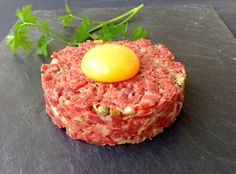 HOY COMEMOS SANO: Tartar de solomillo (Steak tartar)