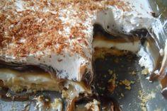 """Frigeeee! Trebuie să încerci prăjitura """"sex la tavă"""", o reţetă obraznică, delicioasă, foarte uşor de făcut"""