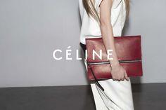 Celine big clutch