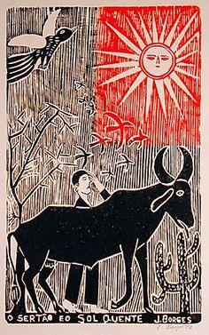 Literatura de cordel - José Francisco Borges - part two   Art Found Out