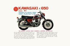 Café Contenders - The Kawasaki W650 ~ via returnofthecaferacers.com