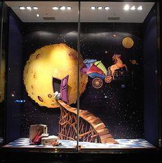 Tainan 2009 hermes window in 2019 window displays витрины в Window Display Design, Store Window Displays, Retail Displays, Display Windows, Visual Merchandising Displays, Visual Display, Hermes Window, Vitrine Design, Showroom Design