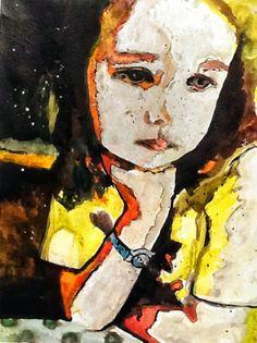 """""""Girl"""" Pauline Agnew"""