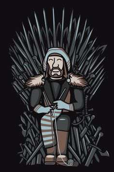 Winter is coming! A Game of Thrones
