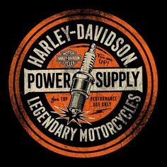 Harley Davidson Logo, Harley Davidson Motorcycles, Automotive Logo, Logo Design, Graphic Design, Motorcycle Art, Bike, Illustration, Artwork