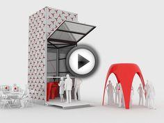 Kamermaker, l'imprimante 3D géante et mobile