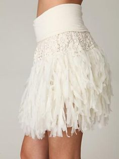 chiffon mini...i need an occasion to wear this or something similar for glower girl skirts?