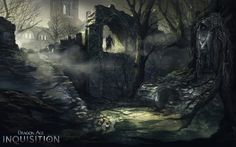Dragon Age: Inquisition new concept art