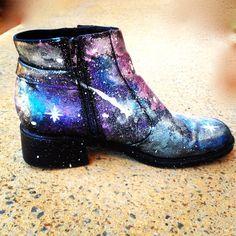 galaxie shoes :)