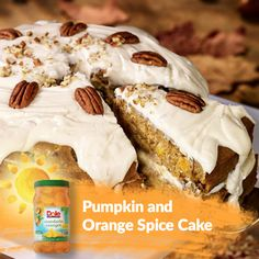 It wouldn't be #NationalPumpkinDay without a little spice. 🎃 Celebrate with some Pumpkin Spice Cake. Spice Cake Recipes, Pumpkin Recipes, Dessert Recipes, Easy Family Meals, Easy Meals, Easy Dinner Recipes, Breakfast Recipes, Pumpkin Spice Cake, Eat Dessert First