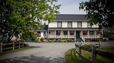 Canada's most beautifully built city  With its farmhouses and fertile soil, the Île d'Orléans, a 15 minute drive from Quebec City, is quickly becoming the epicentre of the region's agritourism movement.