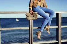 JAYDEN heel | available in black & beige