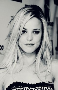 Rachel McAdams: I want her beauty and her ability to play both the mean girl and the good girl.
