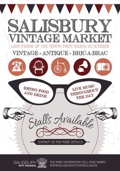 Vintage Market 29th May