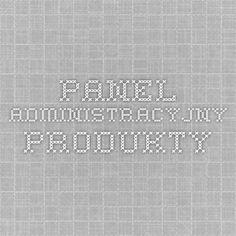 Panel Administracyjny - Produkty http://www.dywaniki.auto.pl/