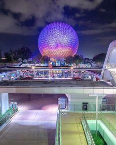 from any angle 😃🚀 🌎 👍 via ・・・ Disney Day, Disney Theme, Disney Magic, Disney Parks, Disney Stuff, Disney World Florida, Disney World Resorts, Disney Vacations, Walt Disney World
