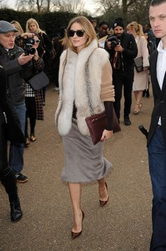 Olivia Palermo's Fashion Week Outfits Could Rival Any Runway: Is there a better dressed woman at Fashion Week than Olivia Palermo?