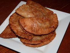 Mini Nutella Fried Pies with Glaze