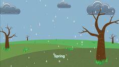 Spring - 영어로 된 시즌