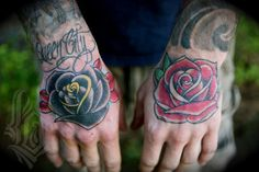 25 of the Coolest and Creative Hand Tattoos for Men and Women