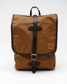 Tin Cloth Backpack In Tan / Filson