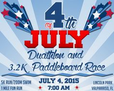 july 4th paddleboard race