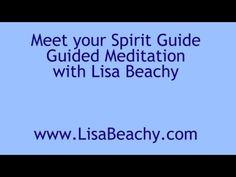 Meet Your Spirit Guide ~ Guided Meditation by Lisa Beachy ~ Lisa's website: www.LisaBeachy.com ~ Join Lisa on Facebook: www.facebook.com/... ~ Do my meditations help? : www.patreon.com/meditationsformoms