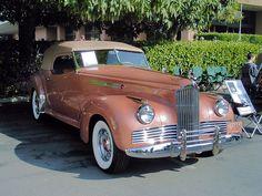 packard victoria | ... : Photoset 1942 Packard Darrin Convertible Victoria by dmentd