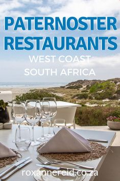 There's no way you go hungry in Paternoster, with 17 restaurants offering everything from pizzas and burgers to seafood and fine dining. Here are some Paternoster restaurants worth visiting. Noisy Oyster, The Fish Market, Africa Destinations, Lamb Curry, Asian Chicken, Restaurant Offers, Seaside Towns, Fish Dishes, Africa Travel