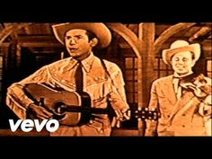 Hank Williams - Cold Cold Heart - YouTube
