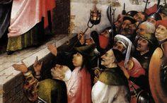 Hieronymus Bosch. Ecce Homo. 1485-1490.