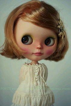 Bkythe Doll Caramel