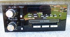 1995 Delco 16196204 Auto DNR Car Truck AM FM Cassette Stereo Radio Untested  #Delco