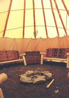 Teepee Interior <b>tipi</b> (<b>teepee</b>) rental -- stay overnight in a <b>tipi</b> in a private ...