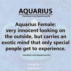 Aquarius Personality Traits Female Related Keywords - Aquarius Personality Traits Female Long ...