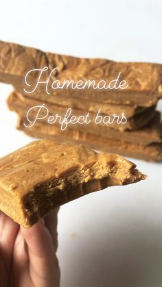 Copycat Perfect Bars – The Granola Diaries