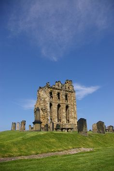 Tynemouth Priory 045 by The Church Collector, via Flickr