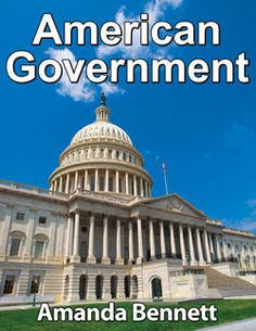 American Government unit study--4 weeks