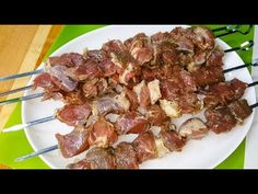 KABOB OVEN   کباب افغانی Beef Shish Kabob, Beef Kabob Recipes, Veal Recipes, Steak Kabobs, Dinner Recipes, Kebabs, How To Cook Rice, How To Cook Chicken, Indian Food Recipes