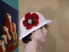 Crochet Summer Sun Hat