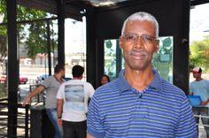 Custódio Bonifácio, aos 46 anos, decidiu investir em sua carreira. Ele é candidato do curso de Construção Civil no #unalinhaverde e está super animado para realizar a prova.