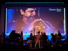 """""""PEACE"""" il concerto dedicato al grande Marco Tamburini, con tutti gli insegnanti di Nuoro Jazz e Paolo Fresu - Nuoro 22 agosto 2015"""