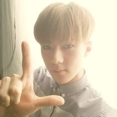 (EXO-L, EXO's official fanclub name!) Sehun's 140805 IG update: 2014.8.5 #EXO-L