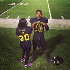 Football relationship goals!