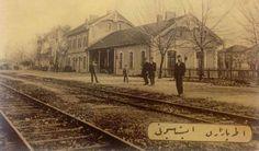 Adapazarı Garı-1914 (Gar de chemin de fer) (Sarkis Atanasyan)