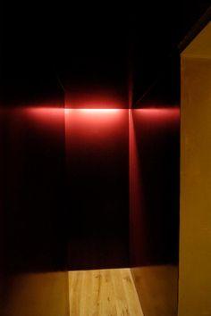 RED Pif interiér