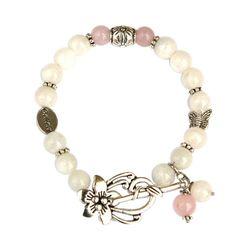 Fertility Charms Moonstone Bracelet